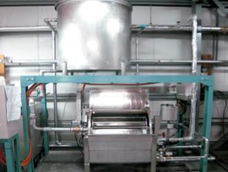 Paddle Dyeing Machine